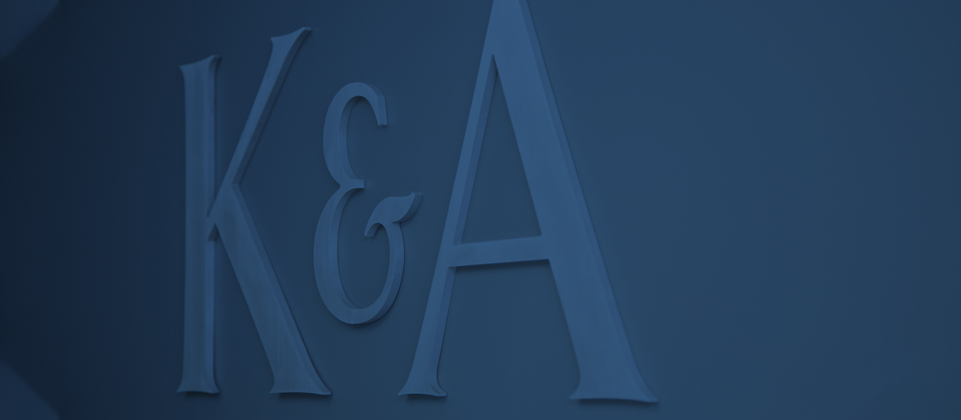 Why K&A?
